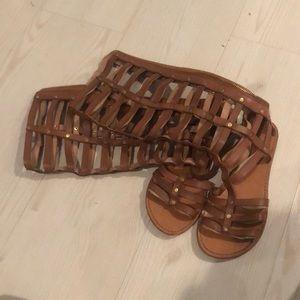 Zigi girl gladiator sandals